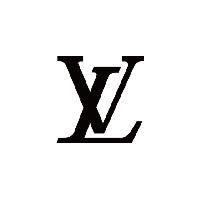 LV 路易威登 LOGO微调,图案更苗条字体更厚重