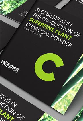 海诺碳业-产品画册设计